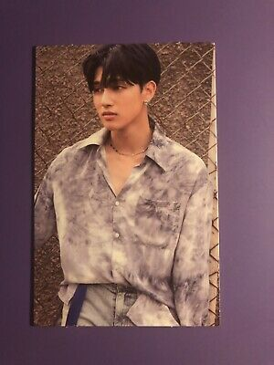 ATEEZ Treasure Ep 3 One To All Official Photocard Wooyoung Wave Ver Version