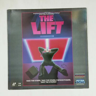 THE LIFT Huub Stapel R LASERDISC
