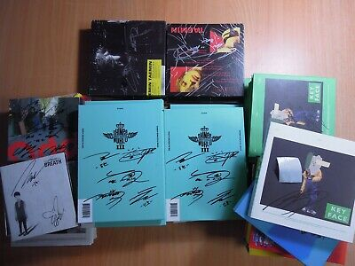 SHINee OLD (Promo) with Autographed (Signed)