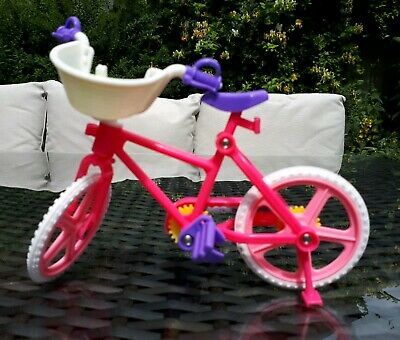 Barbie Mattel Bicylin Stacie Little Sister Bike Bicycle 1990s