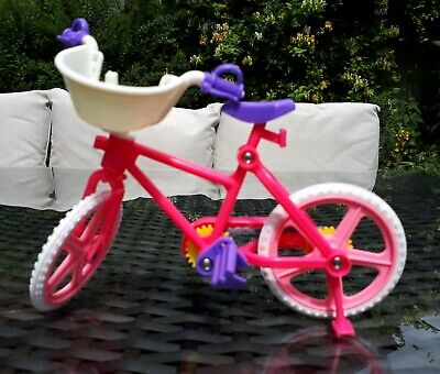 Barbie Mattel Cycling Stacie Little Sister Bike Bicycle 1990s