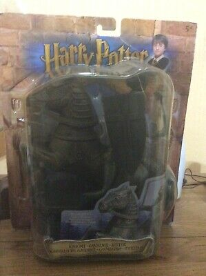Harry Potter Sorcerers Stone Deluxe Knight figure