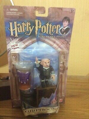 Harry Potter Sorcerers Stone Griphook with Slime figure