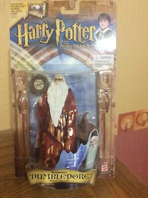 Harry Potter Sorcerers Stone Dumbledore figure