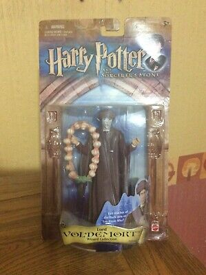 Harry Potter Sorcerers Stone Lord Voldemort figure