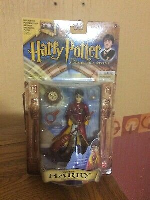 Harry Potter Sorcerers Stone Quidditch Harry figure