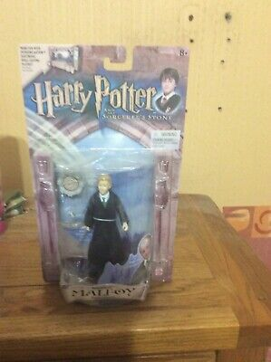 Harry Potter Sorcerers Stone Malfoy figure