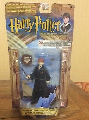 Harry Potter Sorcerers Stone Gryffindor Ron figure