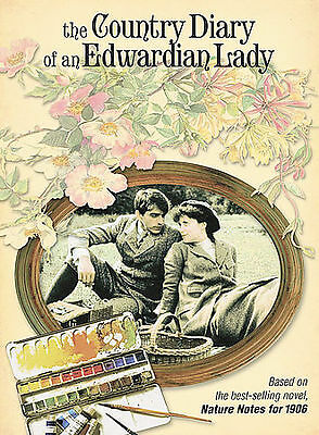 The Country Diary of an Edwardian Lady DVD, Brian Rawlinson,James Coombes,Pippa