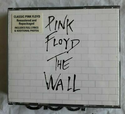 Pink Floyd - The Wall (1994) 2 x CD Album Fatbox And Booklet
