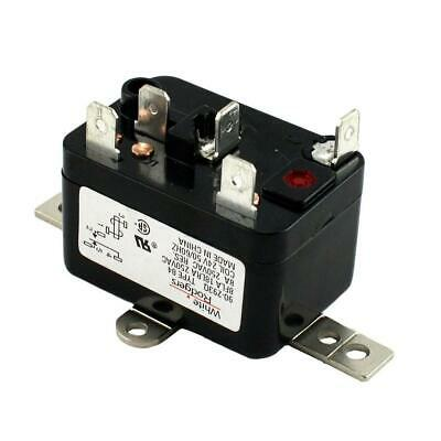 24-Volt Coil-Voltage SPDT RBM Type Relay Switch Action Single Pole Double Throw