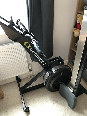Concept 2 Model D >> Concept2 Model D Indoor Rower With Pm5 Black 740 00