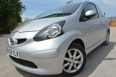 Toyota Aygo Platinum 1.0 Vvti 3 Door*12 Months Mot*£20 Tax*Ideal 1St Car*Alloys*
