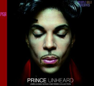 PRINCE - Unheard (Unreleased Songs And Remix)  2 CD (COLLECTORS EDITION)