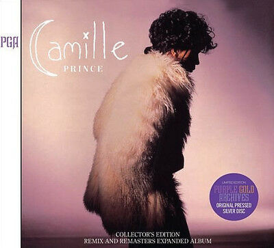Prince - Camille Collectors Remix & Remasters 2 CD COLLECTORS EDITION