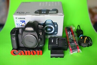 Canon EOS 5D Mark III 22MP  Camera 5D3 MK3 mkIII 5Diii 78 shutter count only!!!