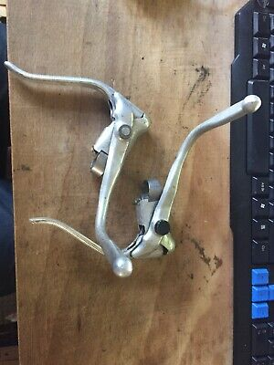 Weinmann Alloy Vintage Road Bike Brake Levers