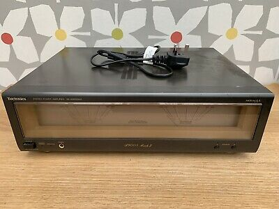 Quality Technics SE-A909S Power Amplifier-Audiophile-Class AA