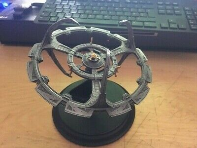 Franklin Mint Star Trek Franklin Mint  DS9 Deep Space Nine Space Station - Boxed