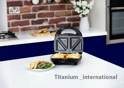 Tower 3-in-1 Snack Maker Makes delicious toasties, paninis and waffles