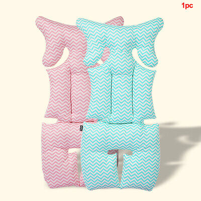 Double Sided Stroller Cushion Cotton Padding Accessories Universal Pushchair Mat