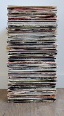 "INSTANT STARTER RECORD COLLECTION 20 X 7"" VINYL RECORDS ALL 80s EX CONDITION"