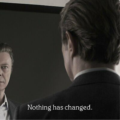 David Bowie /  Nothing has Changed  Very Best Of   [CD]        New!