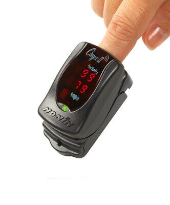 Nonin Onyx II 9560 NEW Genuine Finger Bluetooth Pulse Oximeter Quality wireless