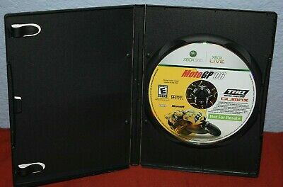 2006-Xbox 360-MOTOGP '06-Video Game-USED