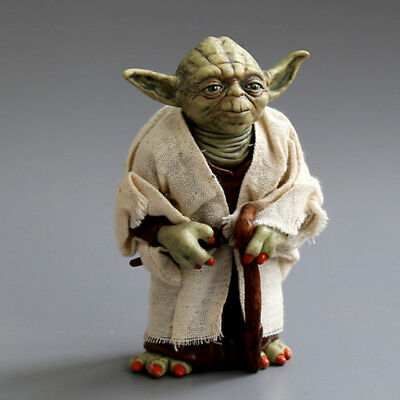Star Wars The Force Awakens Jedi Master Yoda PVC Action Figure Model Toy