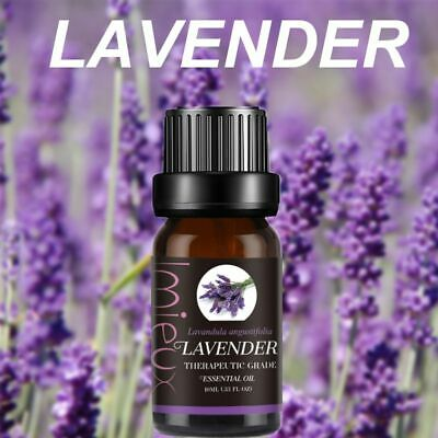 Lavender Oil Certified Organic - 100% Pure Essential - Aromatherapy 10 to 50ml