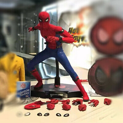 HC Toy Spider-Man Homecoming 1/6th Scale Action Figure Collection New 12 inches