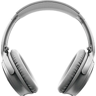 Bose QC35 II QuietComfort 2  Wireless Headphones - Silver ( Free postage in UK)