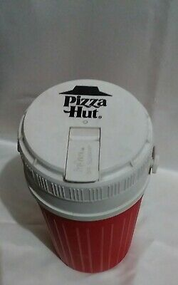 Vintage 90's Pizza Hut Igloo.made In USA