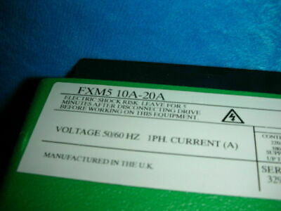 1PC Used tested work 100% CT FXM5 10A-20A Excitation Controller
