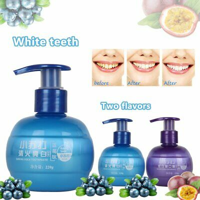 Whitening Intensive Stain Removal Toothpaste Fight Bleeding Gums Toothpaste  yuy