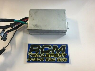 "OSET 12.5"" 24v MK1 ELECTRIC TRAILS BIKE BRUSH MOTOR CONTROLLER BOX pre 2010"