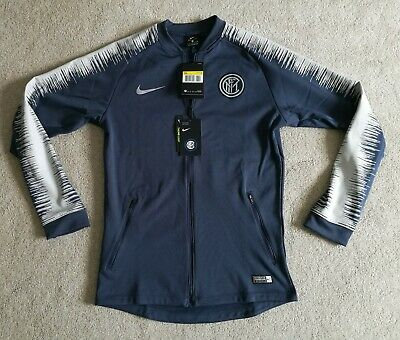 Nike Inter Milan Training Jacket Anthem Brand New With Tags Mens Size Medium