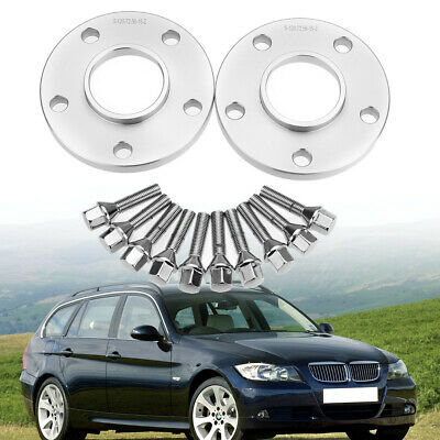 60.1 C//B Renault Clio 197 MTEC Hubcentric 15mm wheel spacer kit /& Bolts 5x108