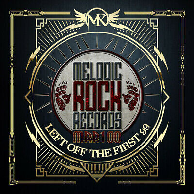 Various Artists / MRR100 - Left Off The First 99 (2CD Jewel Case Limited Edt.)