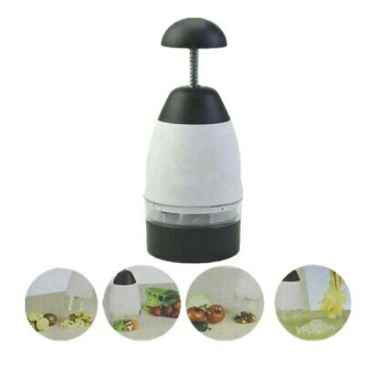 Garlic Food Chopper Slap Chop Fruit Vegetable Grater Kitchen Accessory New