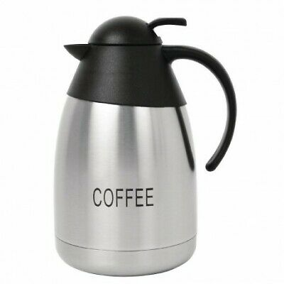 Pichet isotherme gravé COFFEE professionnel Olympia - 1,5 L