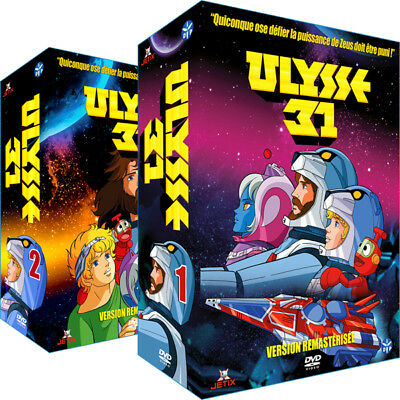 Ulysse 31 Integral Pack 8 DVD