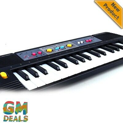 Musical Keyboard 32 Keys Digital Piano With Microphone Multi Portable Functional