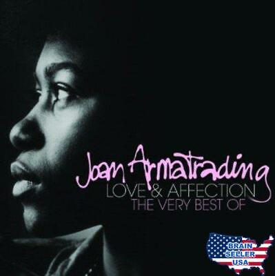 Love And Affection: The Very Best Of /  Joan Armatrading, New, Free Ship
