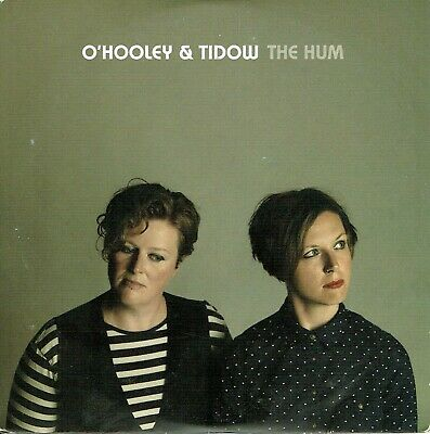 O'Hooley & Tidow - The Hum CD - 2014 - very good condition