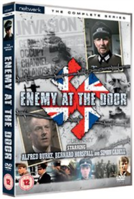 Alfred Burke, Bernard Horsfall-Enemy at the Door: The Complete Series DVD NEUF