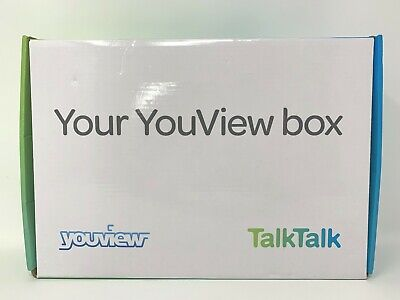 NEW TalkTalk Huawei DN360T YouView On Demand Freeview HD Receiver Set Top Box