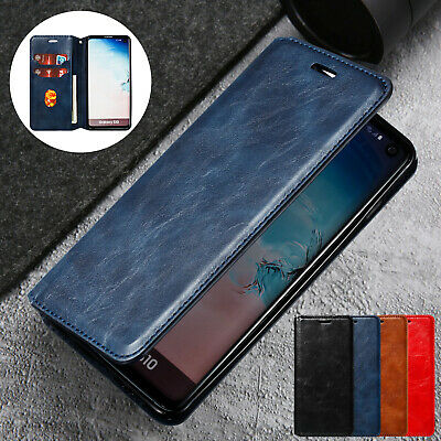 For Samsung A10 Case A70 A50 A30 A20 E Magnetic Flip Leather Wallet Phone Cover
