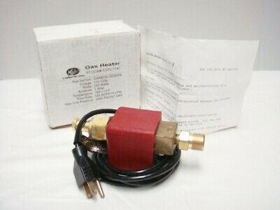 Meco / Calco Inline Co2 Gas Heater Tig Mig Welding New In Box